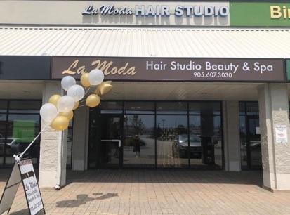 La Moda HairStudio