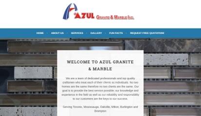 Azul Granite &Marble