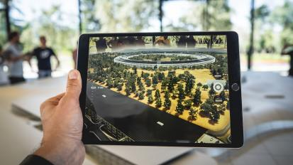 Emerging Technologies: Augmented Reality